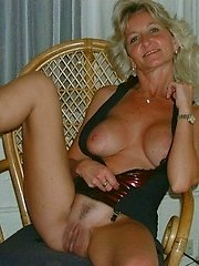 Check out these sexy horny older ladies. They are so hot for their old age i would not mind picking one of these oldies up at the bar.�